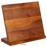 Держатель для ножей деревянный магнитный 25,5 x 22,5 см 102759