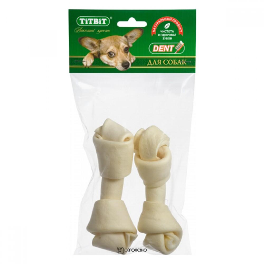 Кость узловая №4 (2шт)- мягкая упаковка TiTBiT 106866