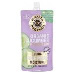 Маска для лица увлажняющая Organic cucumber 100 мл Planeta Organica 108043
