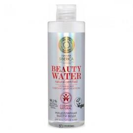 Мицеллярная вода для всех типов кожи Beauty Water 400 мл Natura Siberica 108185