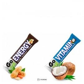 Батончик Go On Vitamin кокосовый в молочном шоколаде 108228