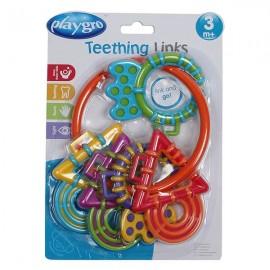 Прорезыватели на кольце Моя первая игрушка Playgro 4011459