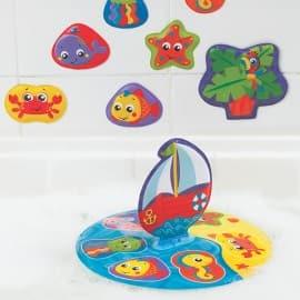 Набор игрушек для купания Морское путешествие Playgro 0186379